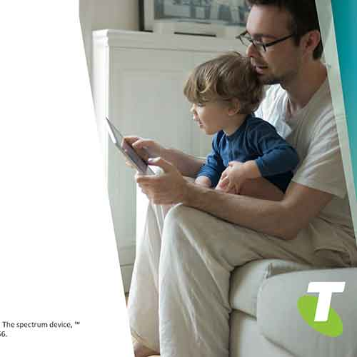 Telstra NBN Flyer